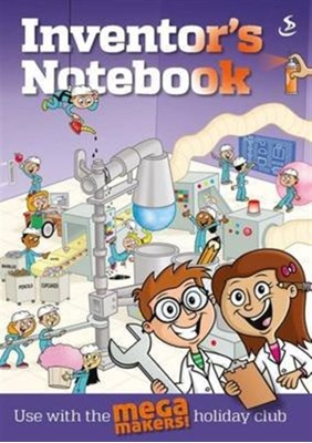 Inventor's Notebook Ro Willoughby 9781844277889