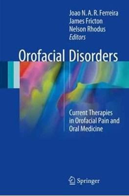 Orofacial Disorders  9783319515076