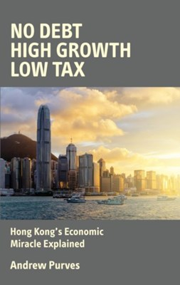 No Debt High Growth Low Tax Andrew Purves 9780856835070