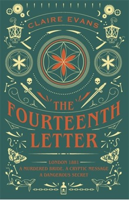 The Fourteenth Letter Claire Evans 9780751566390