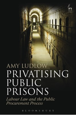 Privatising Public Prisons Amy Ludlow 9781849466547