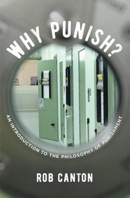 Why Punish? Rob Canton 9781137449023