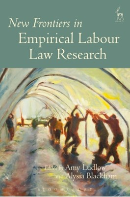 New Frontiers in Empirical Labour Law Research  9781849466783
