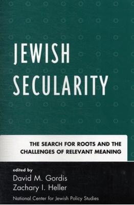 Jewish Secularity  9780761857945