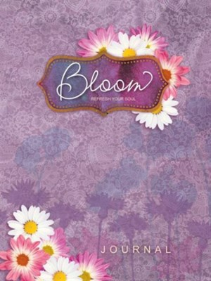 Journal: Bloom Journal Belle City Gifts 9781424549054