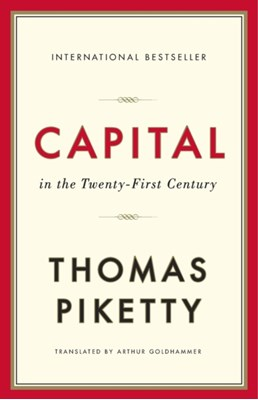 Capital in the Twenty-First Century Thomas Piketty 9780674979857