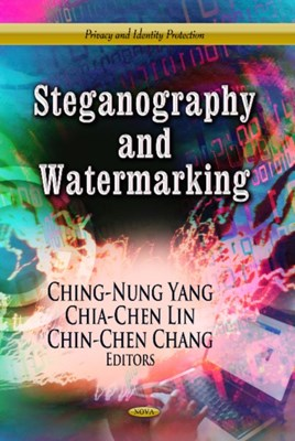 Steganography & Watermarking  9781626183131