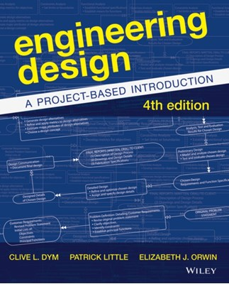 Engineering Design Clive L. Dym 9781118324585