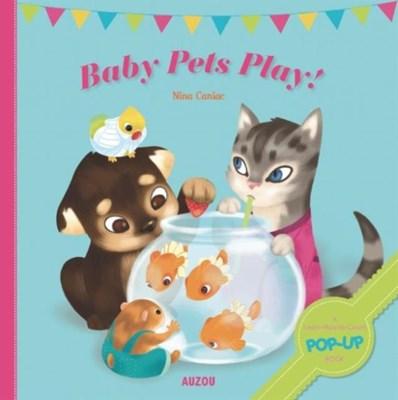 Baby Pets Nina Caniac 9782733821534