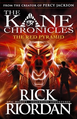 The Red Pyramid (The Kane Chronicles Book 1) Rick Riordan 9780141325507