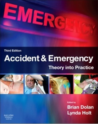 Accident & Emergency  9780702043154