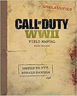 Call of Duty WWII: Field Manual Micky Neilson 9781785657511