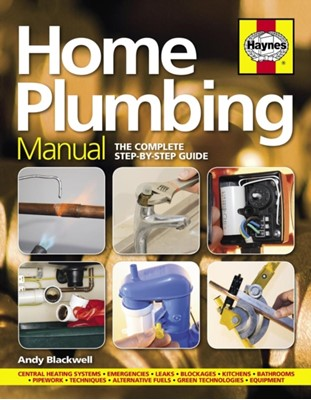 Home Plumbing Manual Andy Blackwall, Andy Blackwell 9780857338174