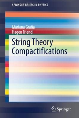 String Theory Compactifications Mariana Grana, Hagen Triendl 9783319543154