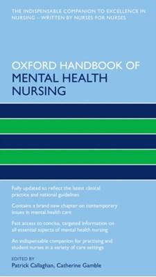 Oxford Handbook of Mental Health Nursing  9780198703853