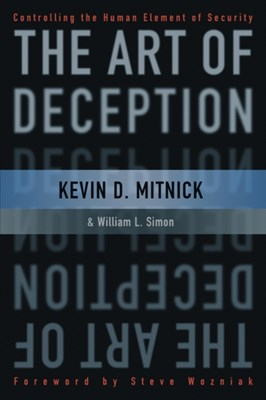 The Art of Deception Kevin D. Mitnick, William L. Simon 9780764542800