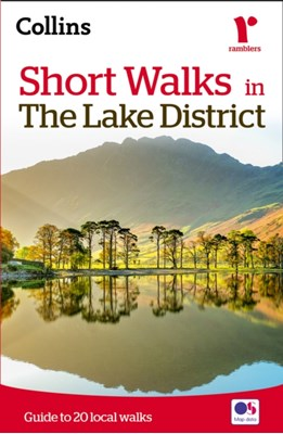 Short walks in the Lake District Collins Maps 9780007555017