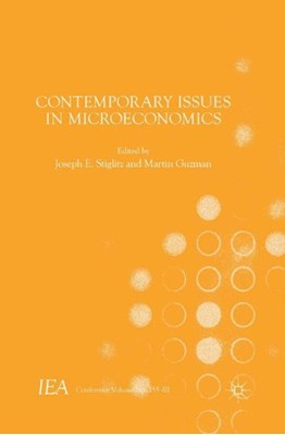 Contemporary Issues in Microeconomics  9781137579379