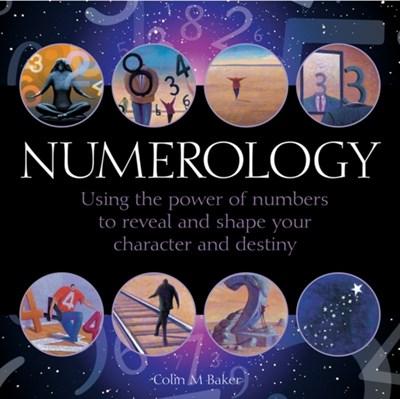 Numerology Colin-M Baker, Colin Baker 9780754828709