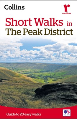 Short walks in the Peak District Collins Maps, Brian Spencer 9780007555031