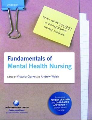 Fundamentals of Mental Health Nursing  9780199547746