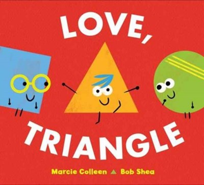 Love, Triangle Marcie Colleen 9780062410849