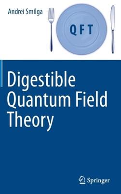 Digestible Quantum Field Theory Andrei Smilga 9783319599205
