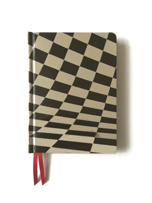 Checkerboard (Contemporary Foiled Journal) Tree Flame 9780857758866