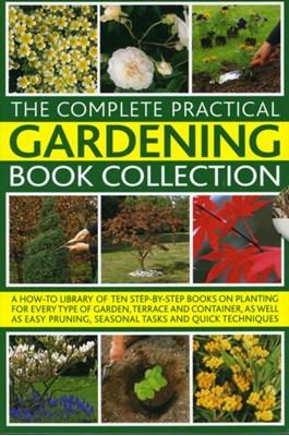 Complete Practical Gardening Book Collection Andrew Mikolajski 9780754820208