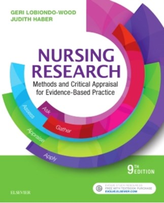 Nursing Research Geri LoBiondo-Wood, Judith Haber, Geri (Professor LoBiondo-Wood, Judith (The Ursula Springer Leadership Professor in Nursing Haber 9780323431316