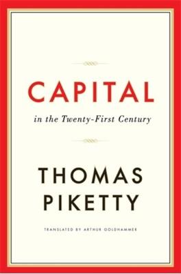 Capital in the Twenty-First Century Thomas Piketty 9780674430006