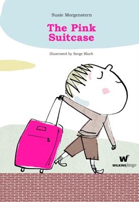The Pink Suitcase Susie Morgenstern 9780987109941