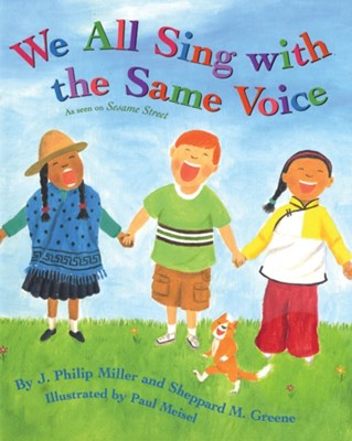 We All Sing With the Same Voice J. Philip Miller, Sheppard M. Greene 9780060739003