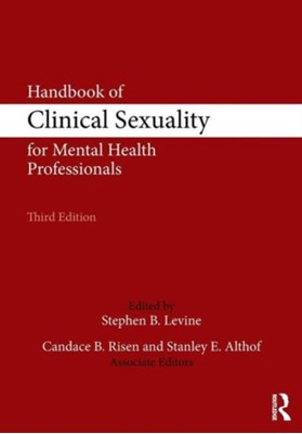 Handbook of Clinical Sexuality for Mental Health Professionals  9781138860261