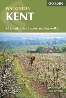 Walking in Kent Kev Reynolds 9781852848620
