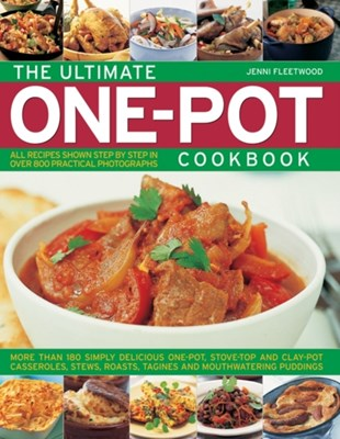 The Ultimate One-pot Cookbook  9781780192819