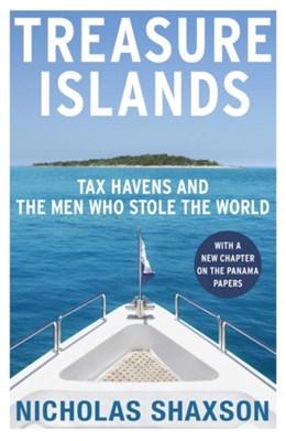 Treasure Islands Nicholas Shaxson 9780099541721