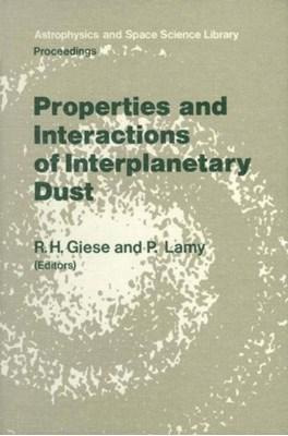 Properties and Interactions of Interplanetary Dust  9789401089128