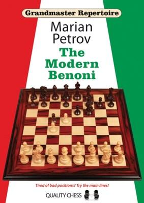 Grandmaster Repertoire 12 - The Modern Benoni Marian Petrov 9781907982590