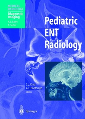 Pediatric ENT Radiology  9783540000020