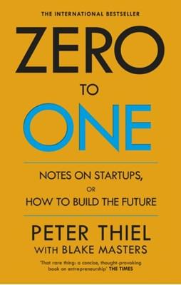 Zero to One Peter Thiel, Blake Masters 9780753555200
