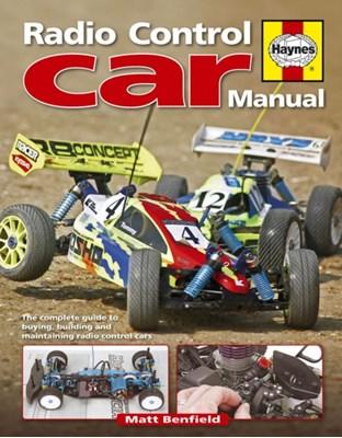 Radio Control Car Manual Matt Benfield 9781785211621
