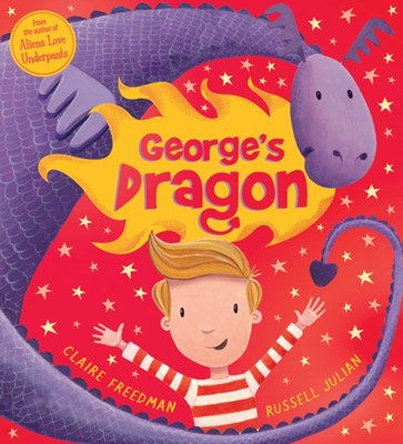 George's Dragon Claire Freedman 9781407167039