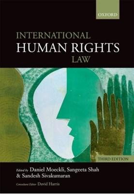 International Human Rights Law  9780198767237