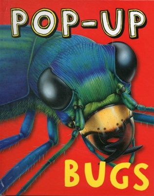 Pop-Up Bugs Ruth Martin 9781848776791