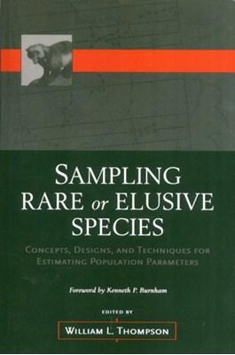 Sampling Rare or Elusive Species  9781559634519