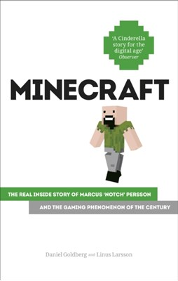 Minecraft Daniel Goldberg, Linus Larsson 9780753555767
