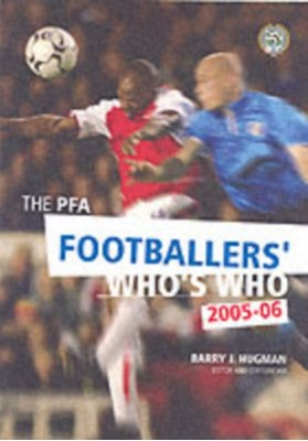 The PFA Footballers' Who's Who  9781852916626
