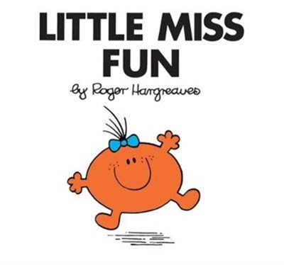 Little Miss Fun Roger Hargreaves 9781405289719