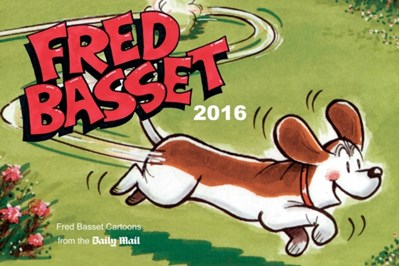Fred Basset Yearbook 2016 Alex Graham 9781849537582